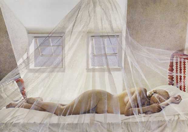 wyeth-day-dream-1980